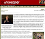 Archaeology USA Web Pages